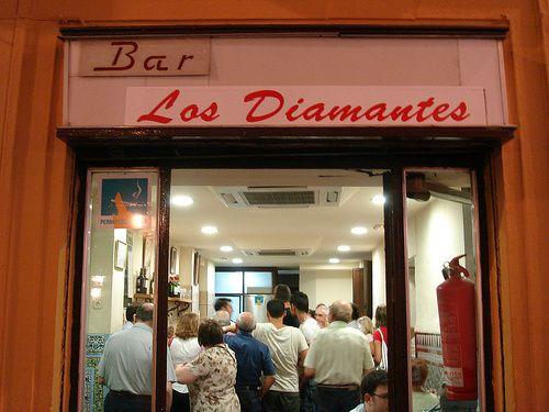Pescado Frito Espana Los Diamantes, ...