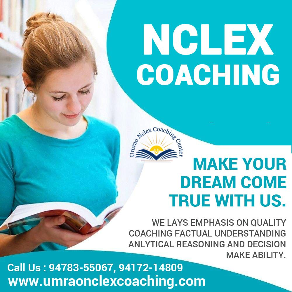 UMRAO NCLEX RN is well established and top nclex