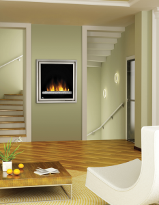 The 30 Inch Napoleon Plug In Electric Fireplace Insert Offers An