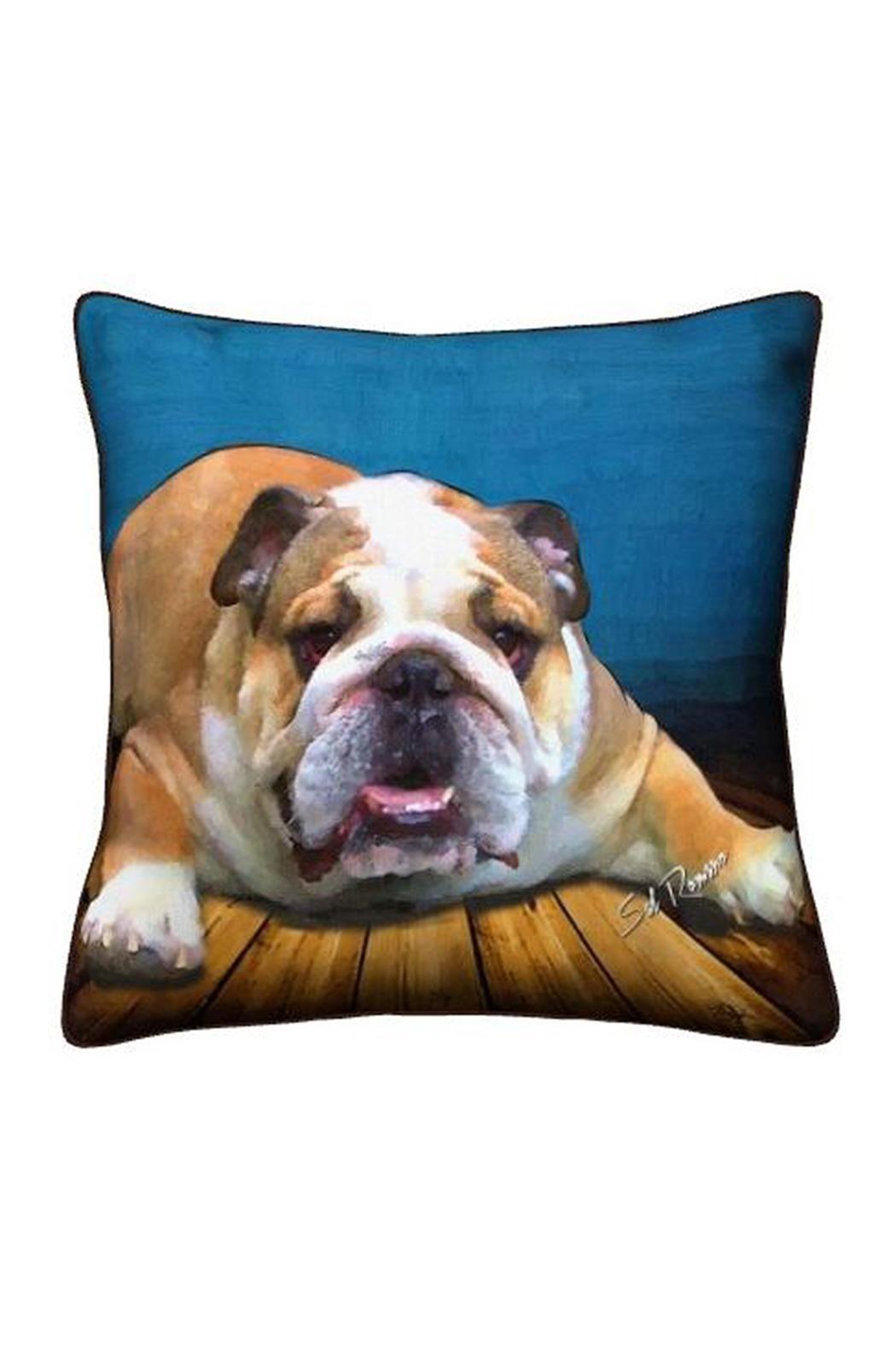 Patricia S Presents Bulldog Pillow Bulldog Puppies Dog Breeds Bulldog