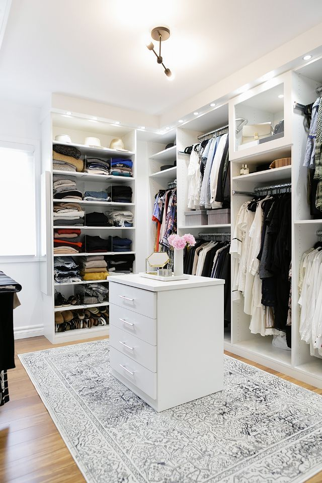 Ideas Of Functional And Practical Walk In Closet For Home: 4 Ways To Make Your Closet Feel Like A Luxe Dressing Room