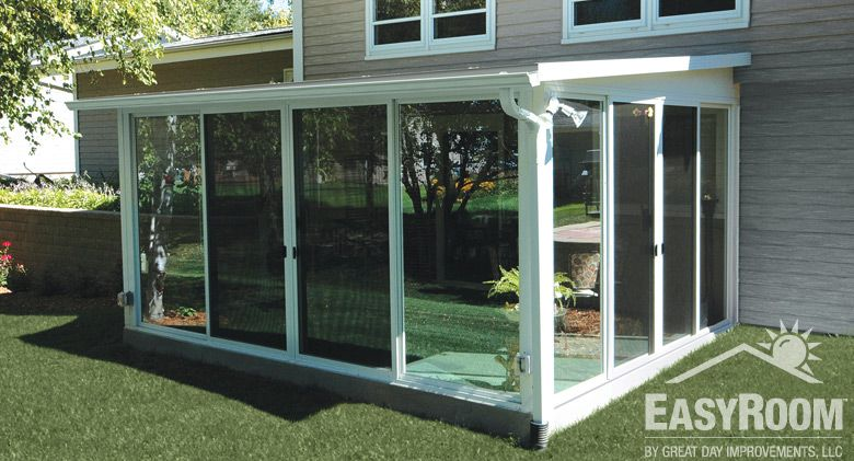 Charming Sunroom DIY Kit Ideas, Designs U0026 Pictures | Great Day Improvements