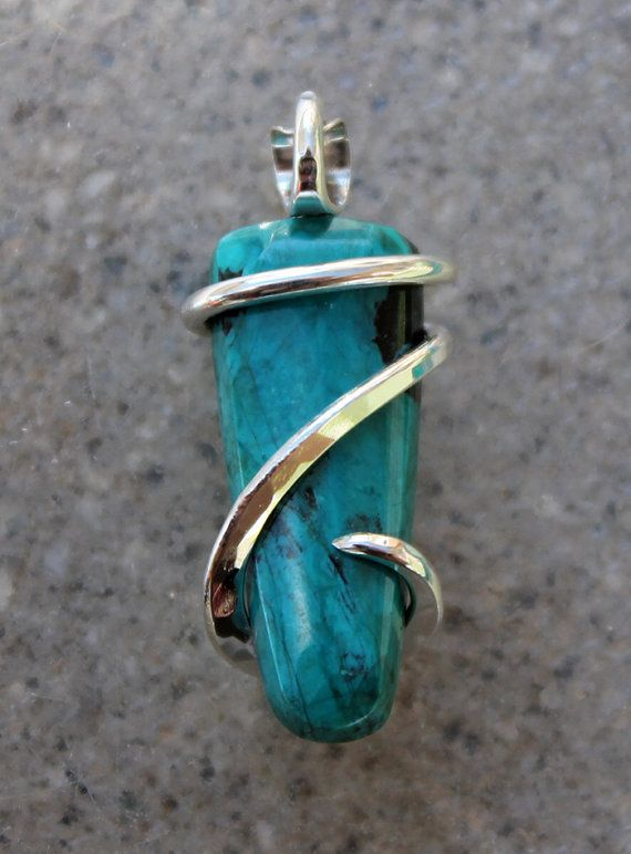 The Original Style cold forge wire wrap tutorial by TKBWireForger ...