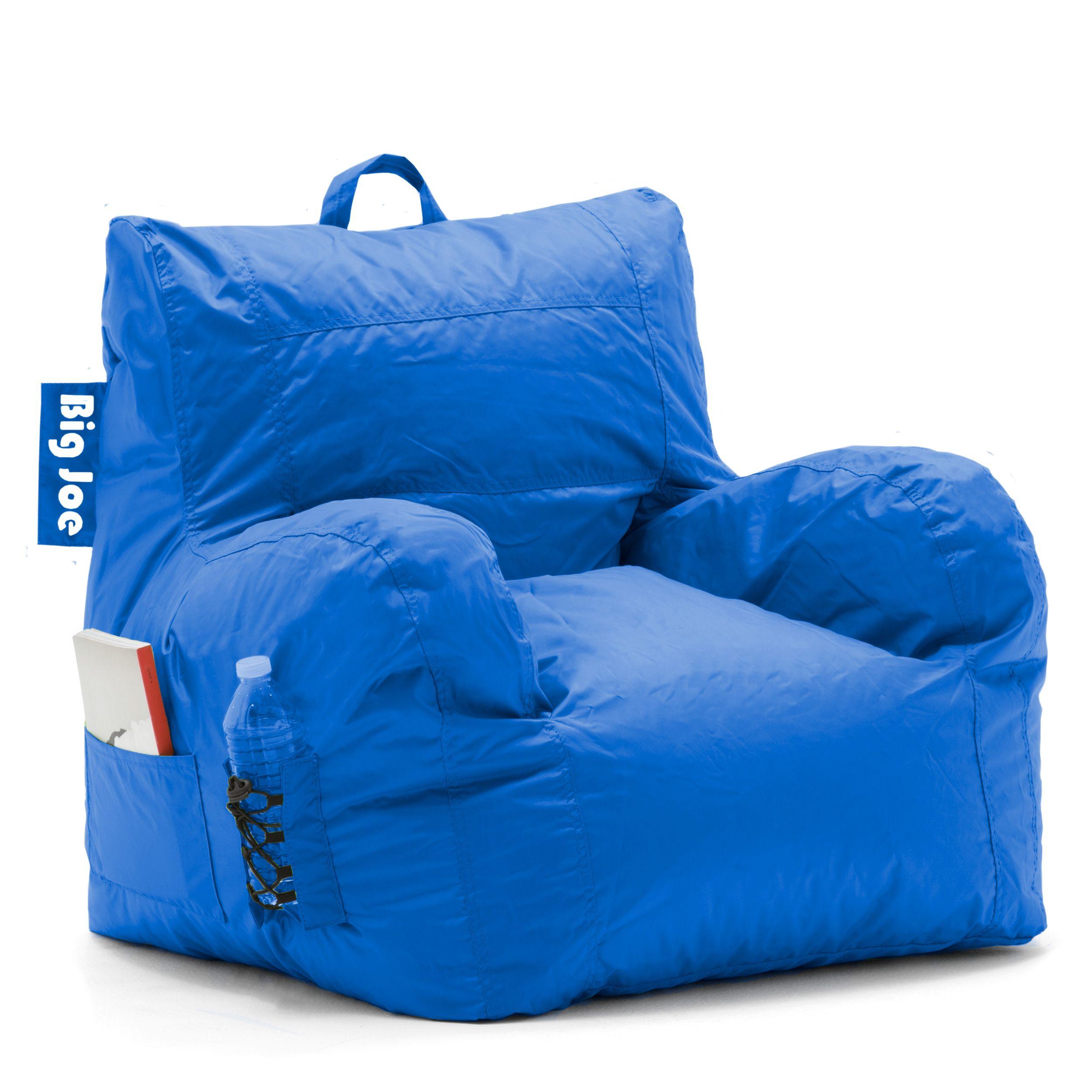 Big Joe Bean Bag Chair Multiple Colors 33 X 32 X 25 Bag
