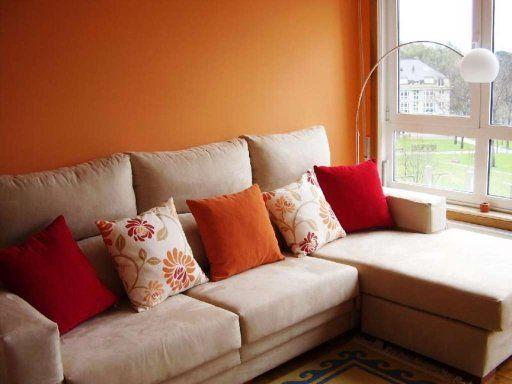 Combinar sof y elecci n de color tapizados pinterest for Que color asociar con el gris claro