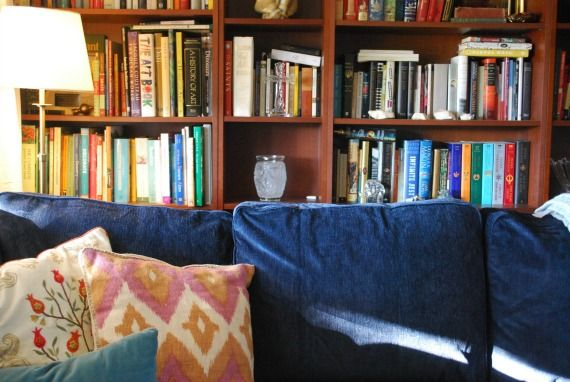 Vellinge Dark Blue, Ektorp sofa cover. In my house, decoratin\' up ...