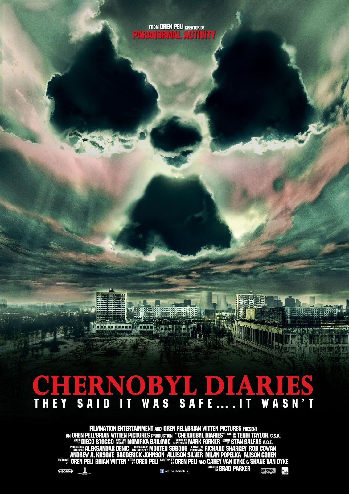 Review of the best films about Chernobyl: list and description