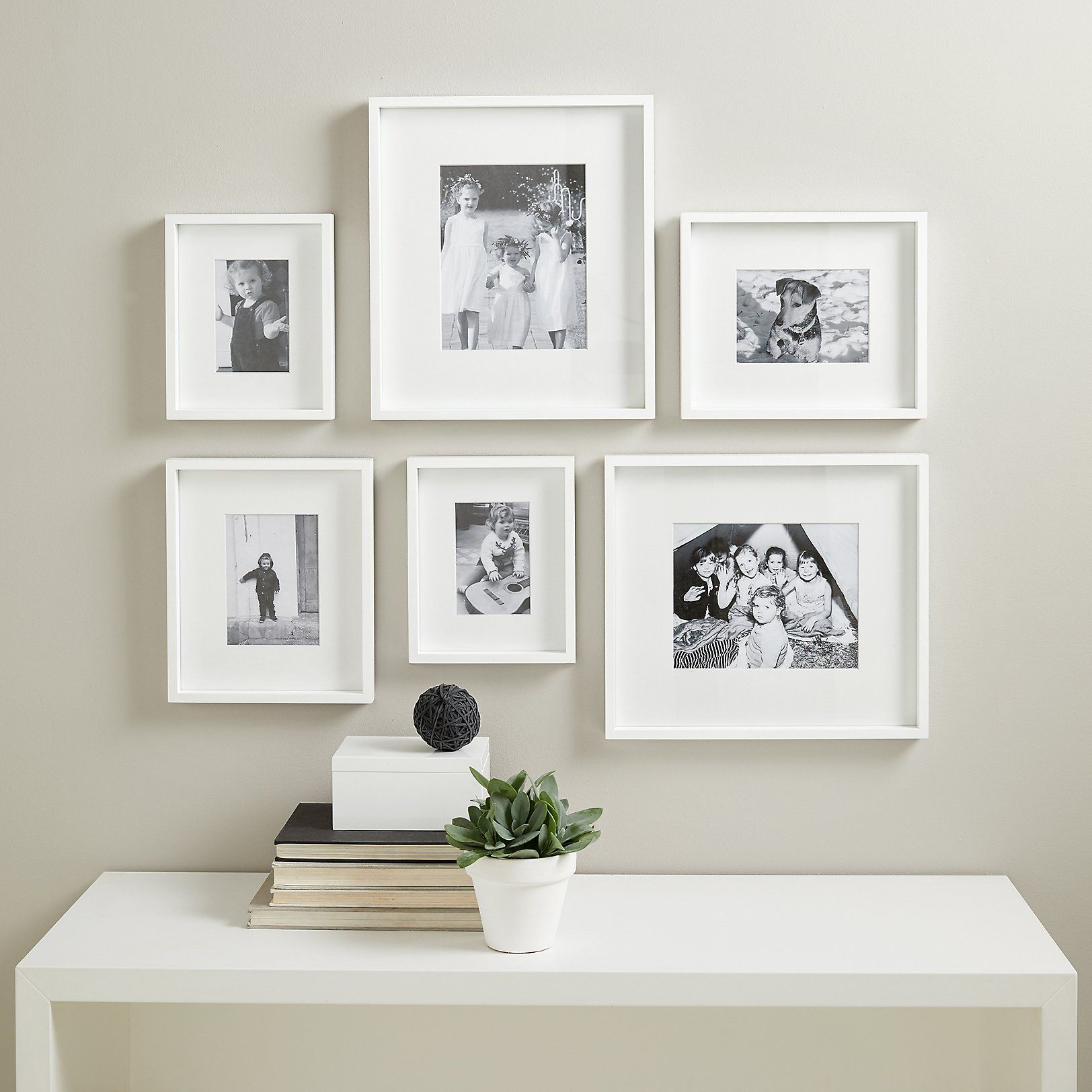 Picture gallery wall small photo frame set gallery wall frame picture gallery wall frame set small photo frames home accessories home the jeuxipadfo Gallery