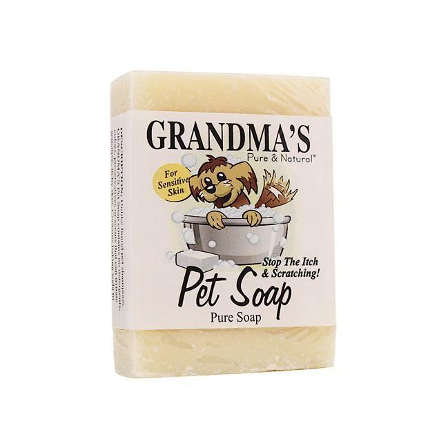 Remwood Products Co. Grandma's Pet Soap 4 oz Bars Cat