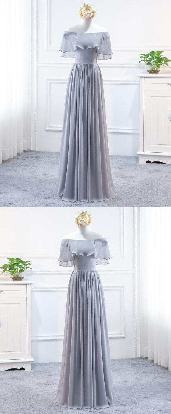 Simple prom dresses long prom dresses chiffon prom dresses