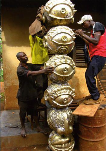 réalisation africaine