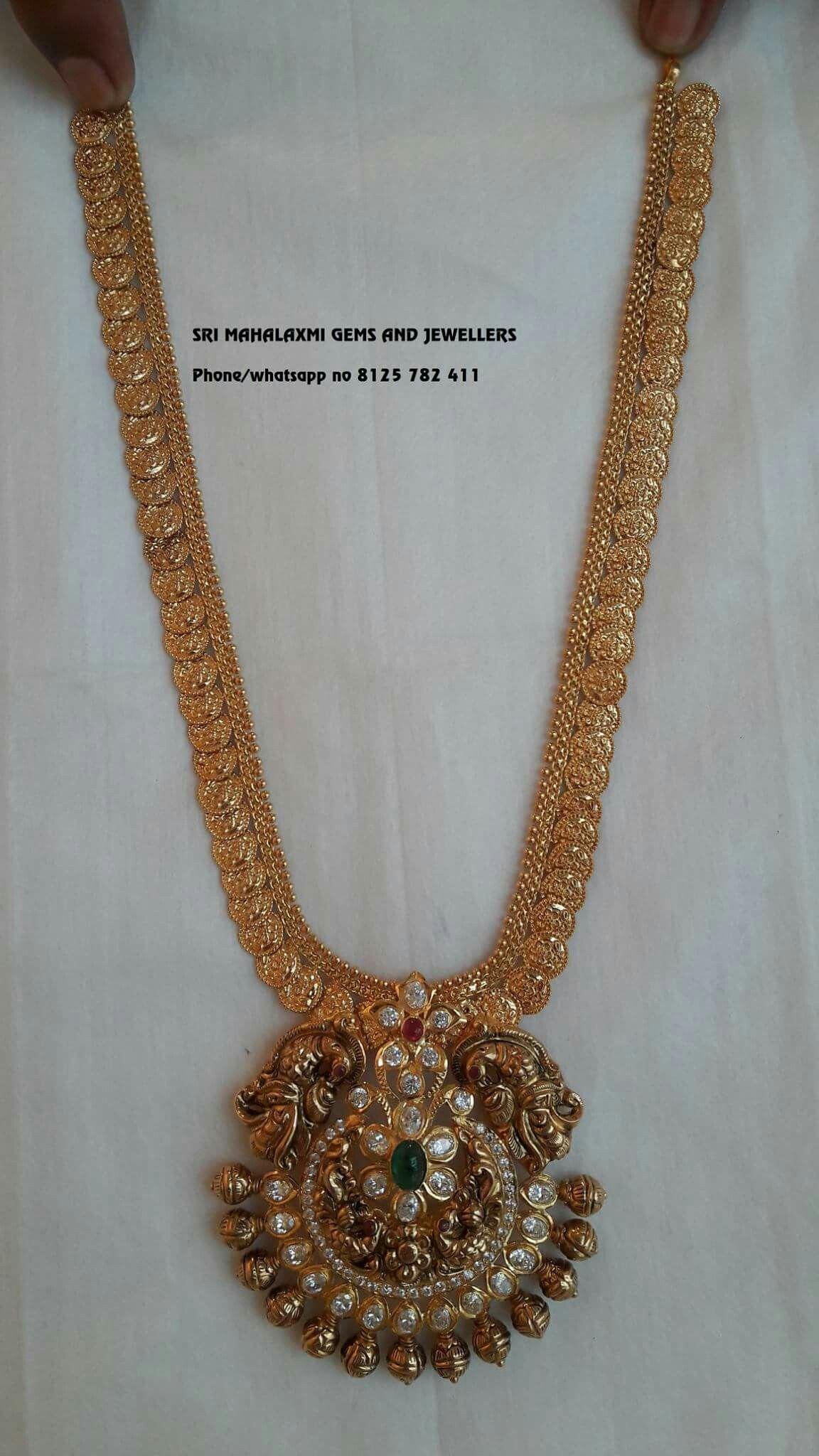 Pin By Raviraj Shettar On Indian Jewellery Tradition And Wedding Gold Jewelry Fashion Bridal Gold Jewellery Designs Gold Jewellery Design Necklaces
