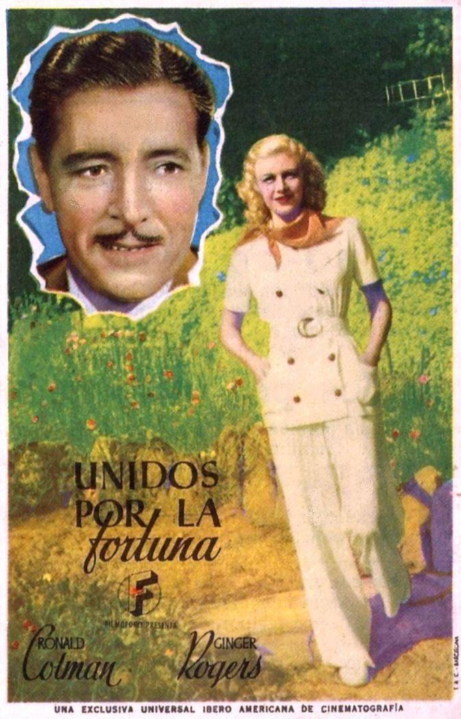 "Unidos por la fortuna (1940) ""Lucky Partners"" de Lewis Milestone - tt0032733"