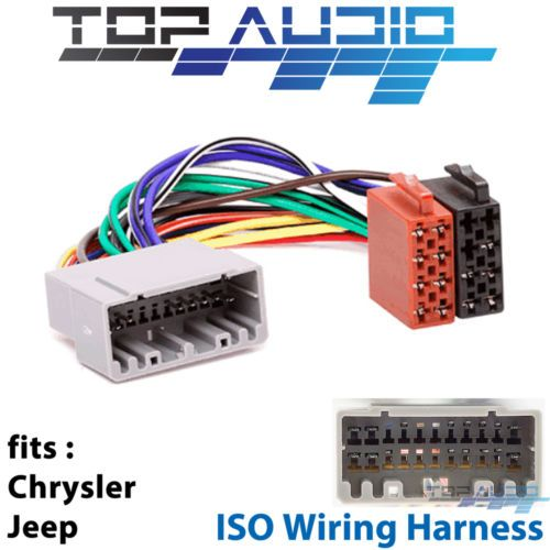 02bcd04bc111282034d54c2c621efbea chrysler pt cruiser neon 300c iso wiring harness adaptor