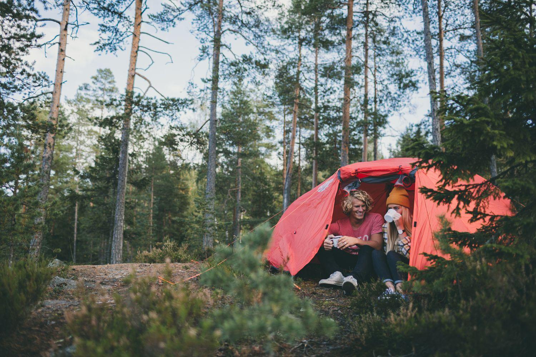 Retkeilyä Tampereella