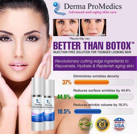 Derma Promedics Advanced Anti Aging Skin Care Serum Anti Wrinkle Skin Care Skin Care Serum Anti Aging Skin Care