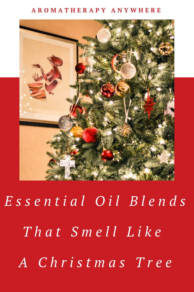 Essential Oil Blends That Smell Like A Christmas Tree Aromatherapy Anywhere Christmas Tree Essential Oil Christmas Tree Essential Oil Blend Essential Oils Christmas