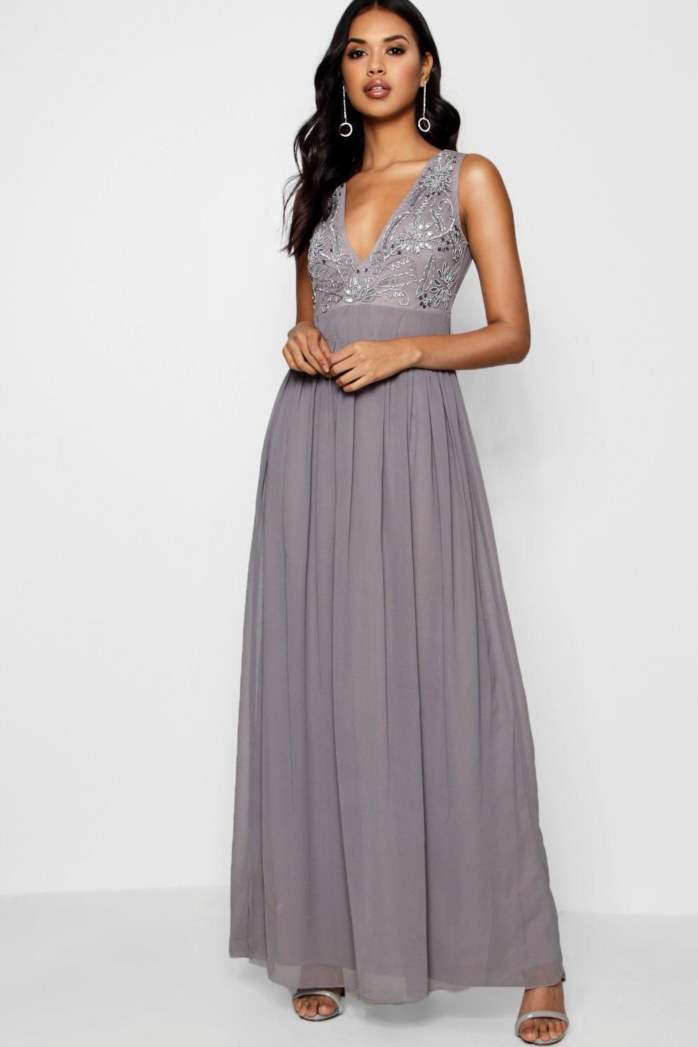 70768c5b139 Click here to find out about the Boutique Meli Embellished Maxi dress from  Boohoo