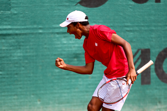 14 Year Old Canadian Makes Atp Ranking History Con Immagini