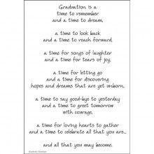 Graduation Poem For A Page Sticker With Images Graduation