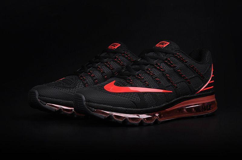 buy popular c1d83 89e6e 2018 Purchase Nike Air Max 2016 KPU Black University Red   Nike Air ...