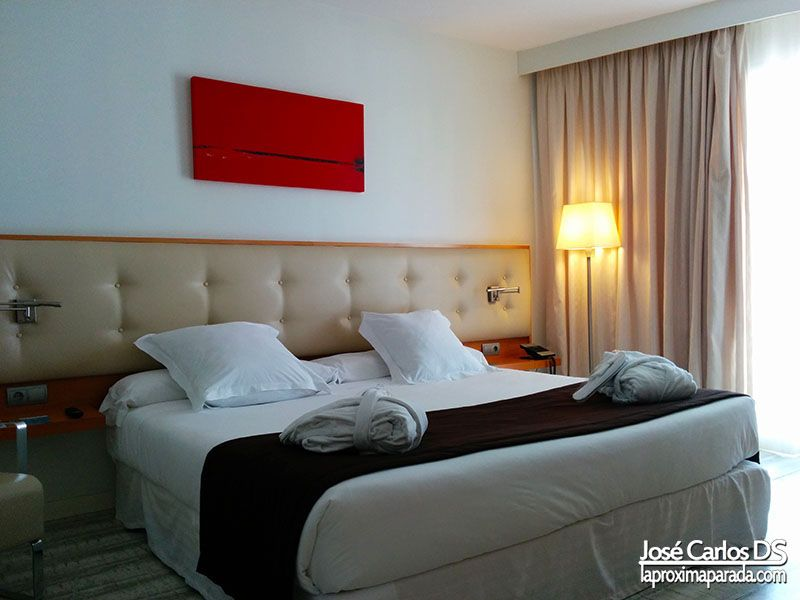 Habitación Deluxe Hotel Barceló Estepona Thalasso Spa.