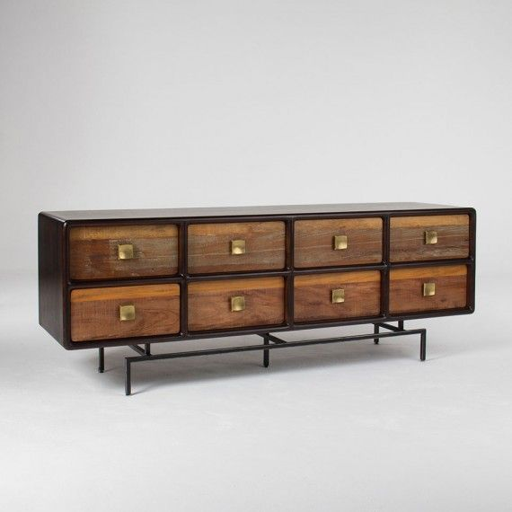 CARISSA DRESSER - Dressers and Nightstands - Furniture - In Bed - HD Buttercup Online – No Ordinary Furniture Store – Los Angeles & San Francisco