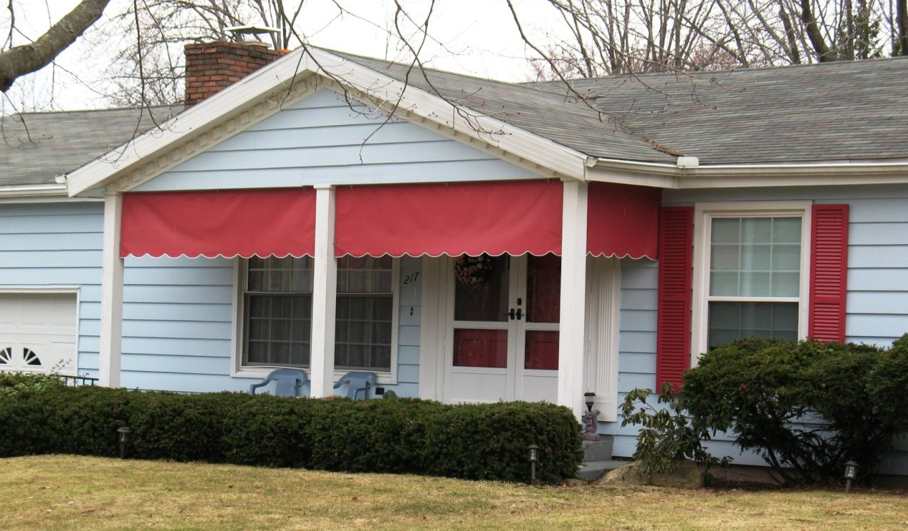 Porch And Valance Awnings Porch Valance Residential Awnings Porch