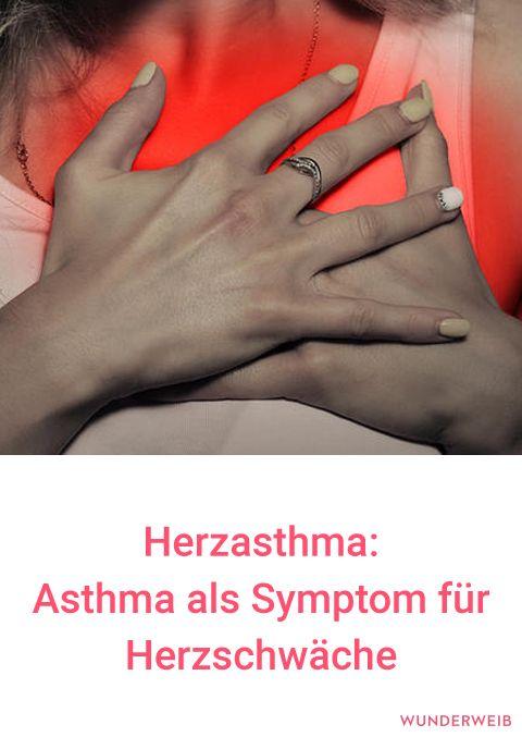 Herzasthma