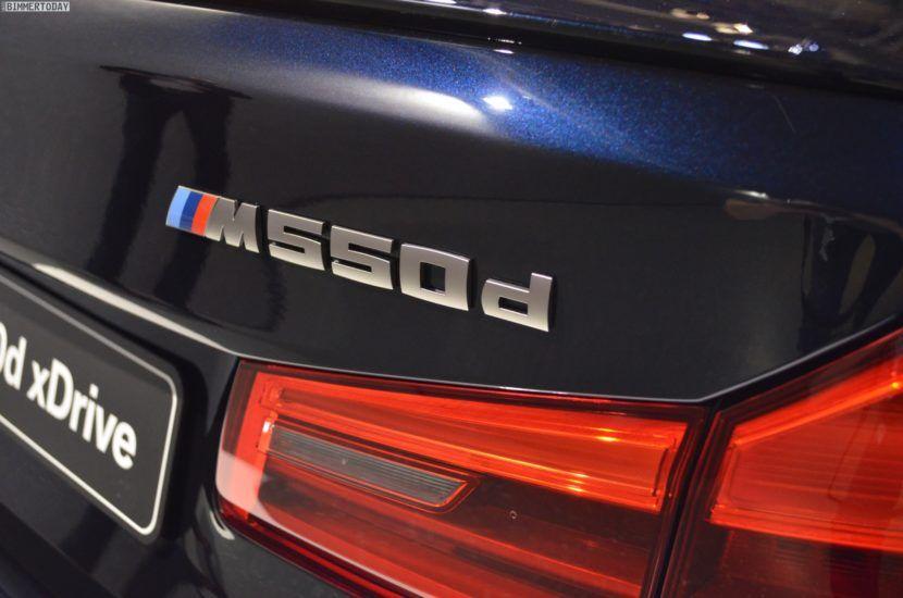 Video BMW M550d vs Audi S6 acceleration top speed comparison