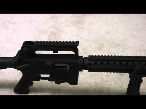 Mossberg 715T Tactical Upgrades - Part 1  The Mossberg 715T is an