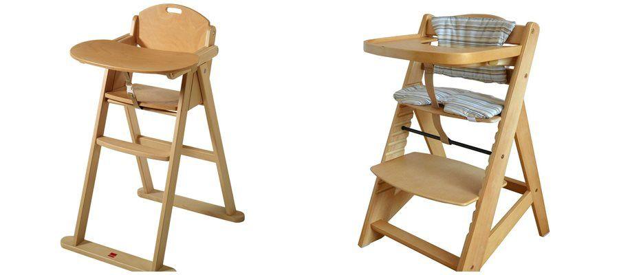 Tronas de madera plegables | Tronas de Madera | Pinterest | Trona ...