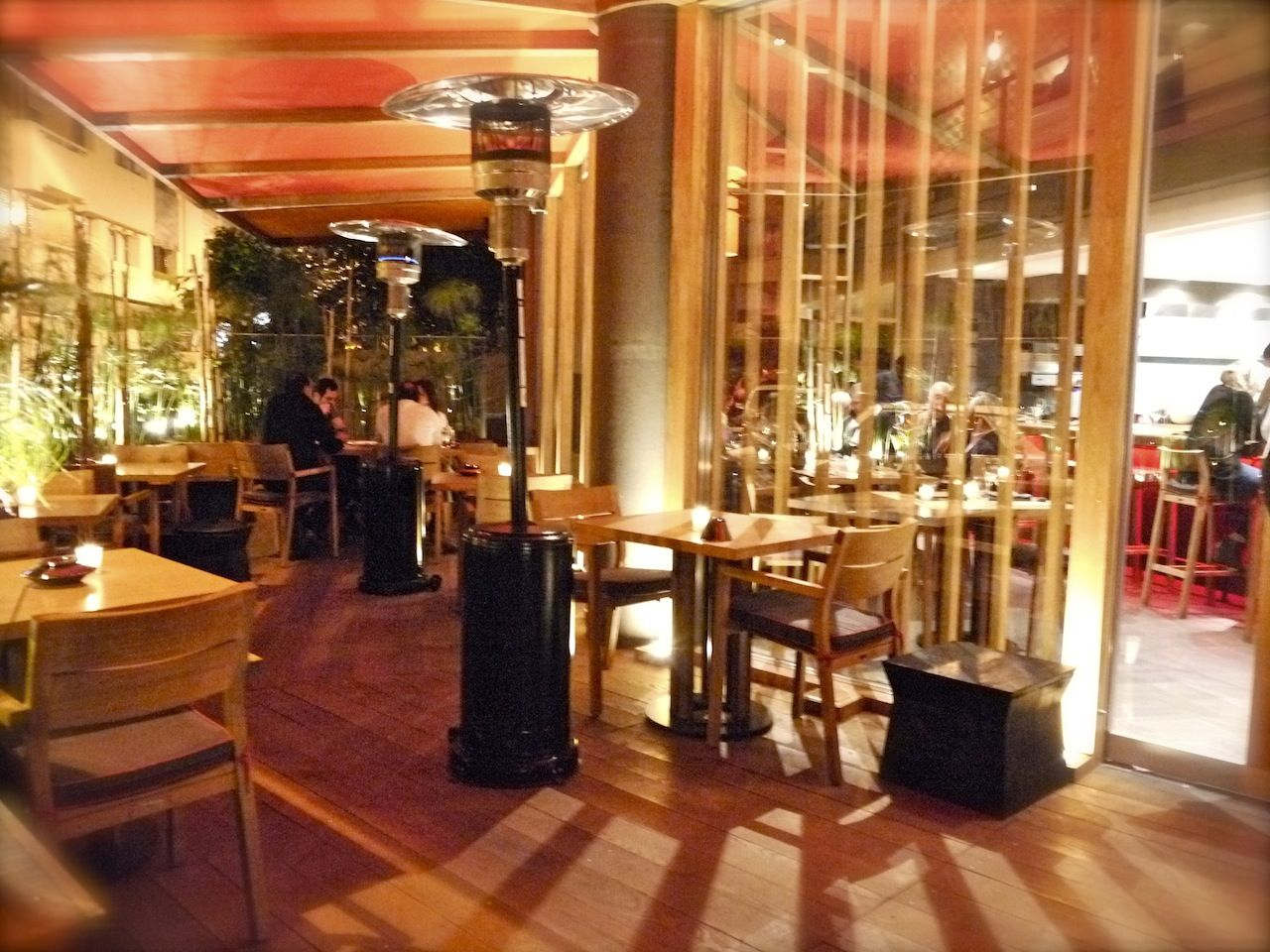 Restaurant japonais design la terrasse iloli