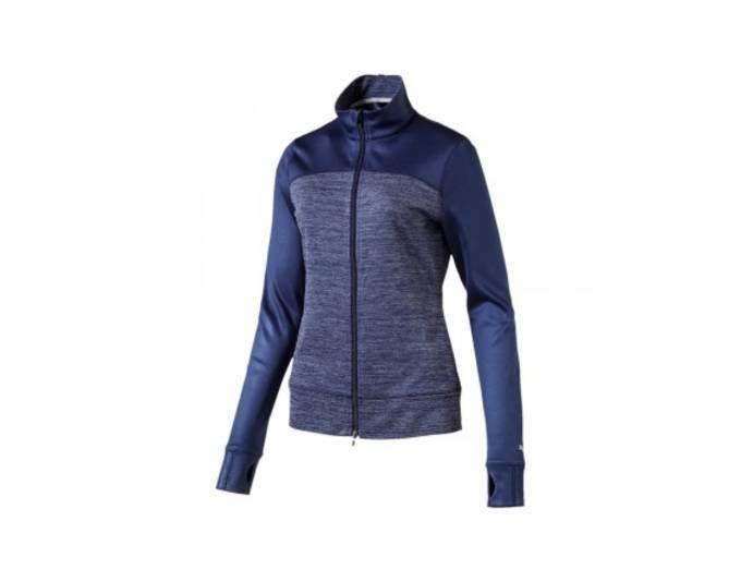 Puma Golf Damen Colorblock Full Zip Golfjacke Frauen Jacke ...