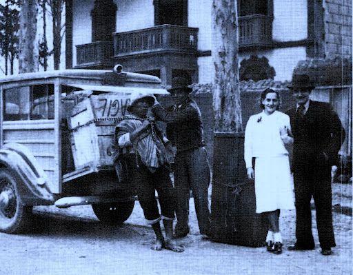 José María Arguedas y Celia Bustamante
