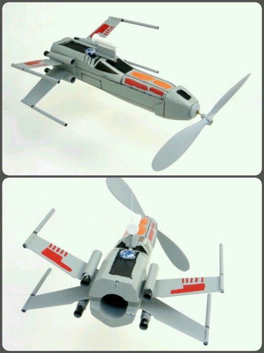 Plan For Hayden S Space Derby Rocket A Star Wars X Wing