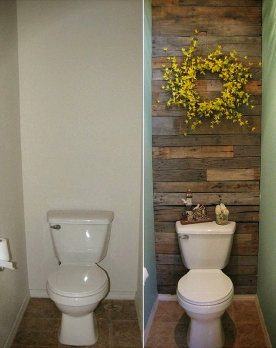 Consider This Important Photo And Take A Look At Today Facts And Techniques On Diy Decor Bathroom In 2020 Small Toilet Room Outhouse Bathroom Decor Outhouse Bathroom