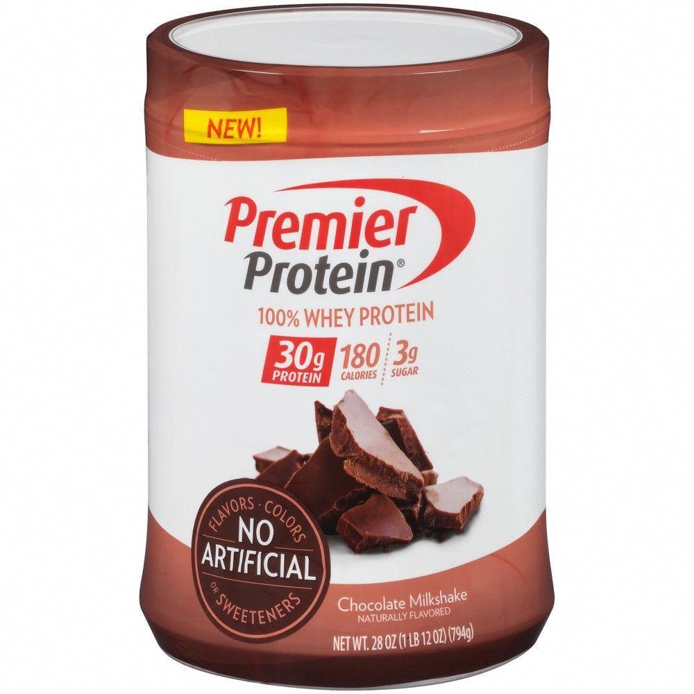 Premier Protein Powder - Chocolate - 28oz