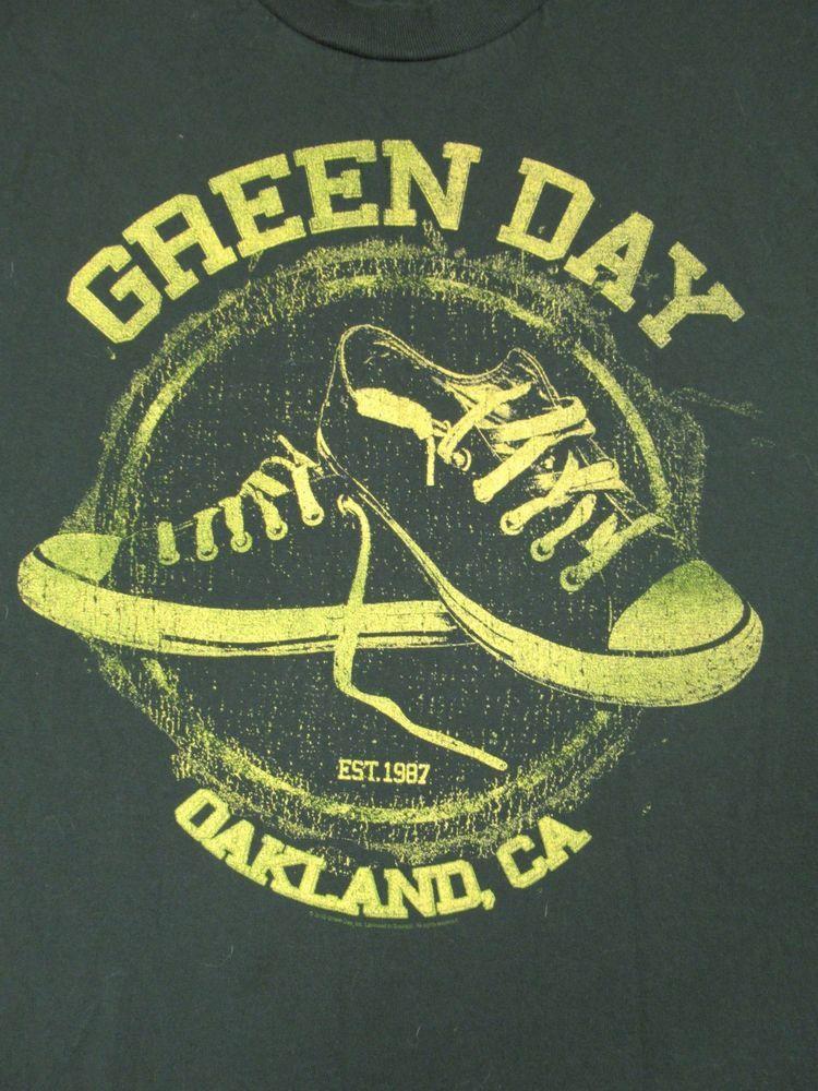 GREEN DAY - OAKLAND, CA - CONVERSE