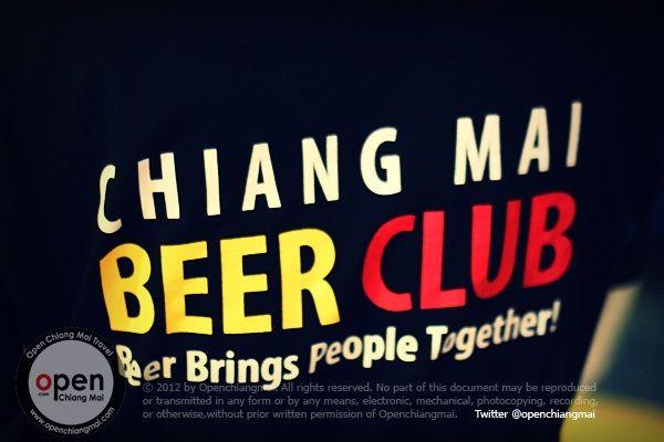 Grand Opening Chiang Mai Beer Club at Beer Republic - Chiang Mai, Thailand
