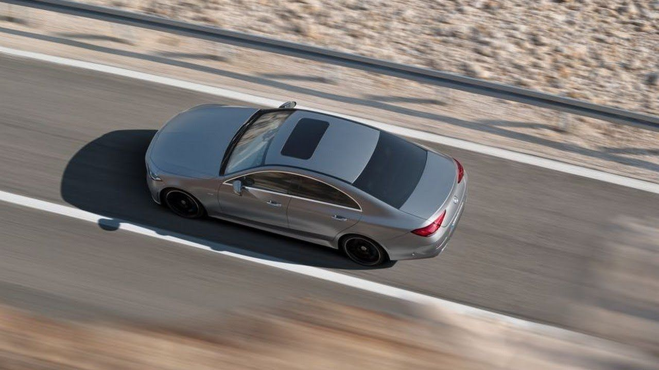 2019 Mercedes Benz CLS Is All New, Debuts Straight Six