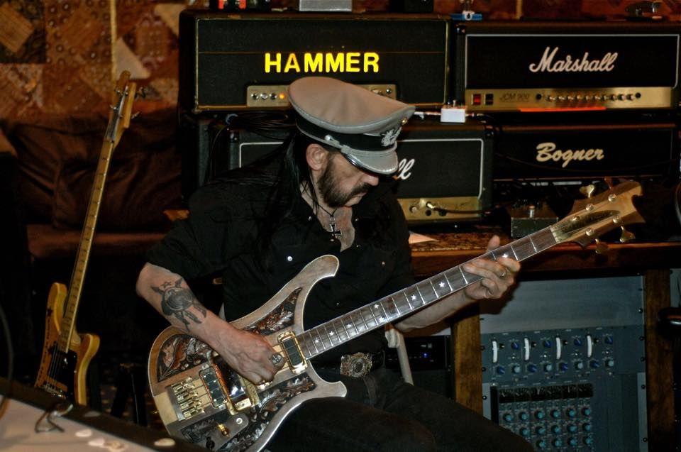 Lemmy arbeitet intensiv am neuen Album, seid ihr bereit für eine ordentliche Ladung neuer Official Motörhead Nummern?