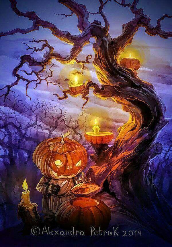 Épinglé par maevelous sur hallolo Halloween vintage