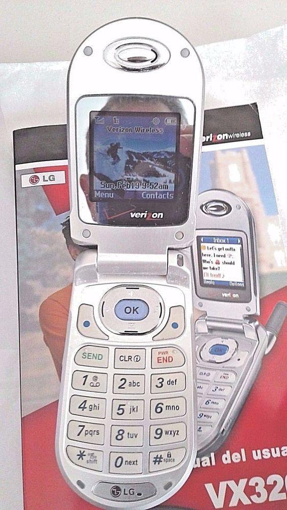 verizon lgvx3200