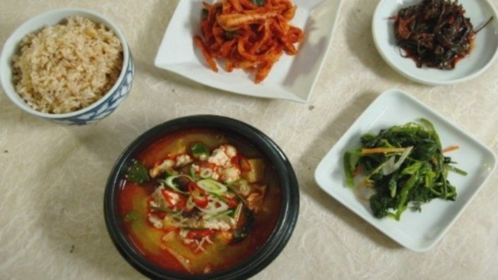 Naeng myeon ice cold noodles recipe recipe guide foods and tofu food trends read recipes from korean forumfinder Image collections
