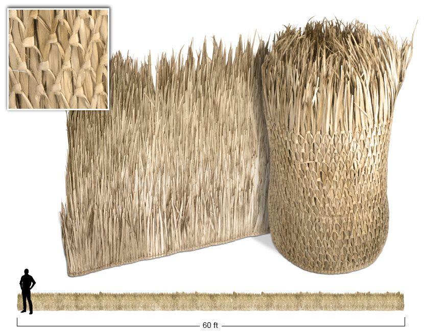 Palm Thatch Photos Tiki Hut Tiki Room Thatched Roof