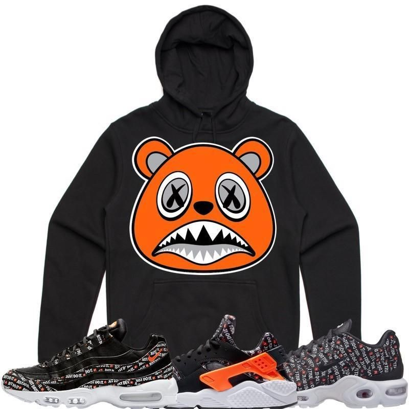 detailed look 8bcd1 f0b25 Nike Air Just Do It Baws Sneaker Hoodies by Baws Clothing to match is  available on our online store.