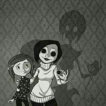 The Other Mother Coraline Coraline Art Tim Burton Art