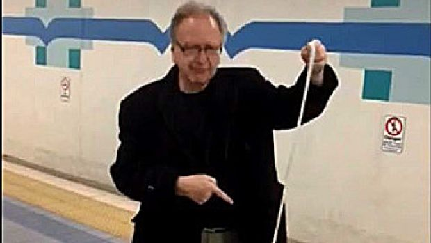 Edmonton police announced Tuesday they have a suspect in custody in connection with a hate crime at the University of Alberta LRT Station.