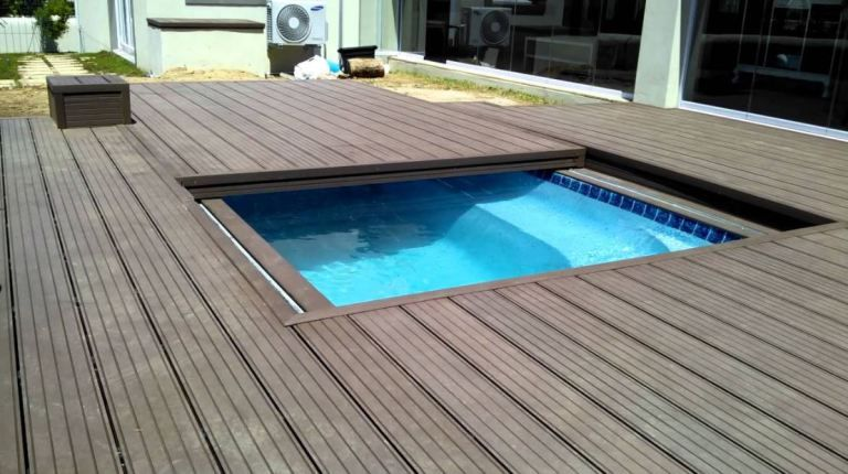 Above Ground Pools With Decks Wood Pool Deck Backyard Pool Backyard Pool Landscaping